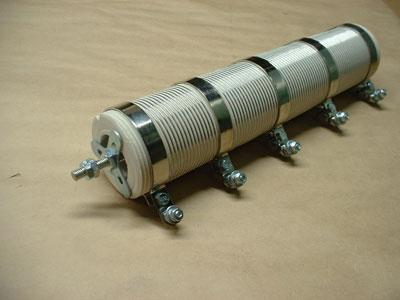 custom resistor assembly