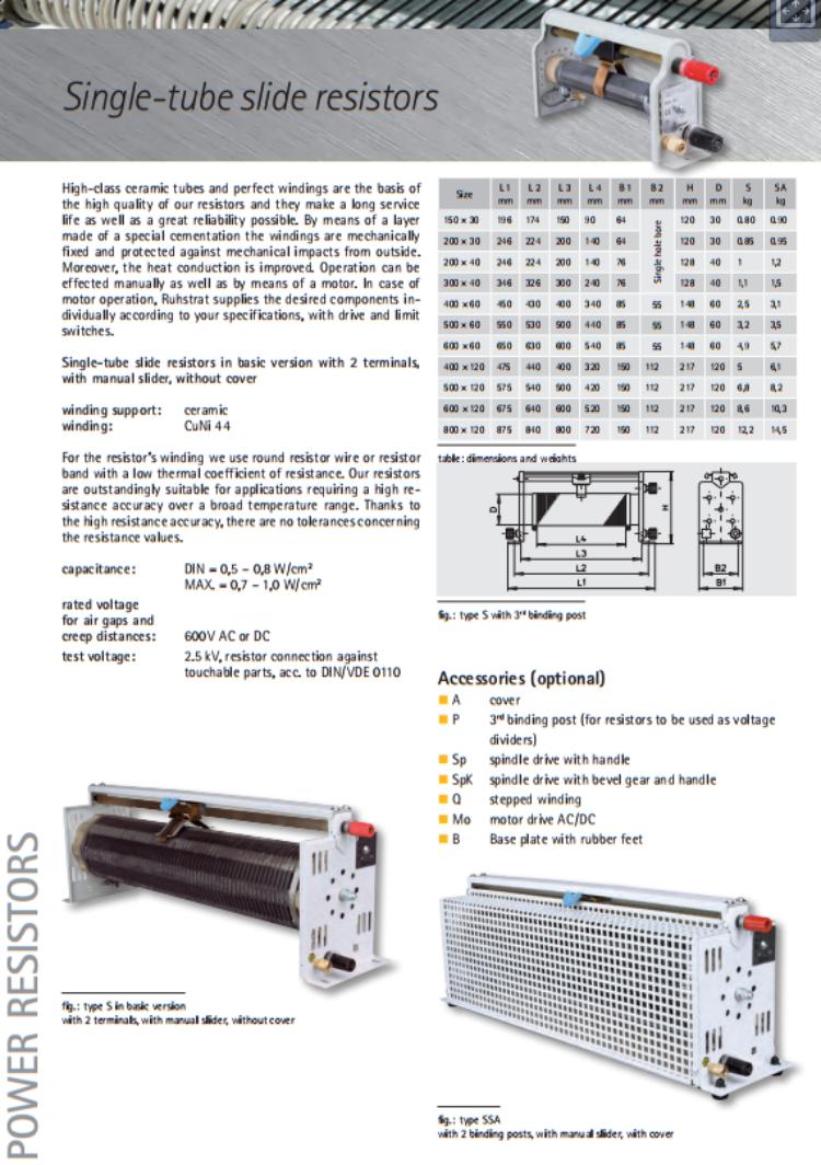 slider resistor image